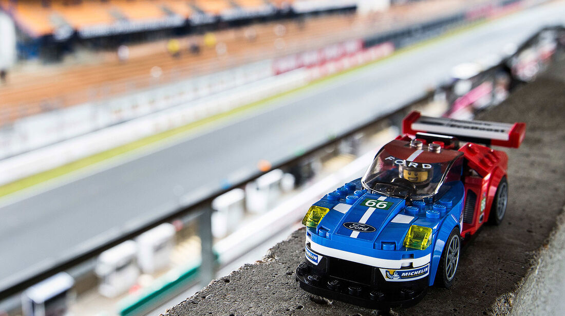 Ford GT Lego Modell