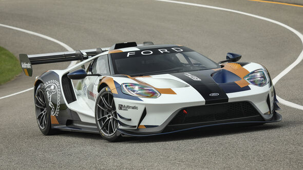 Ford GT Mk II - Rennversion - Track only