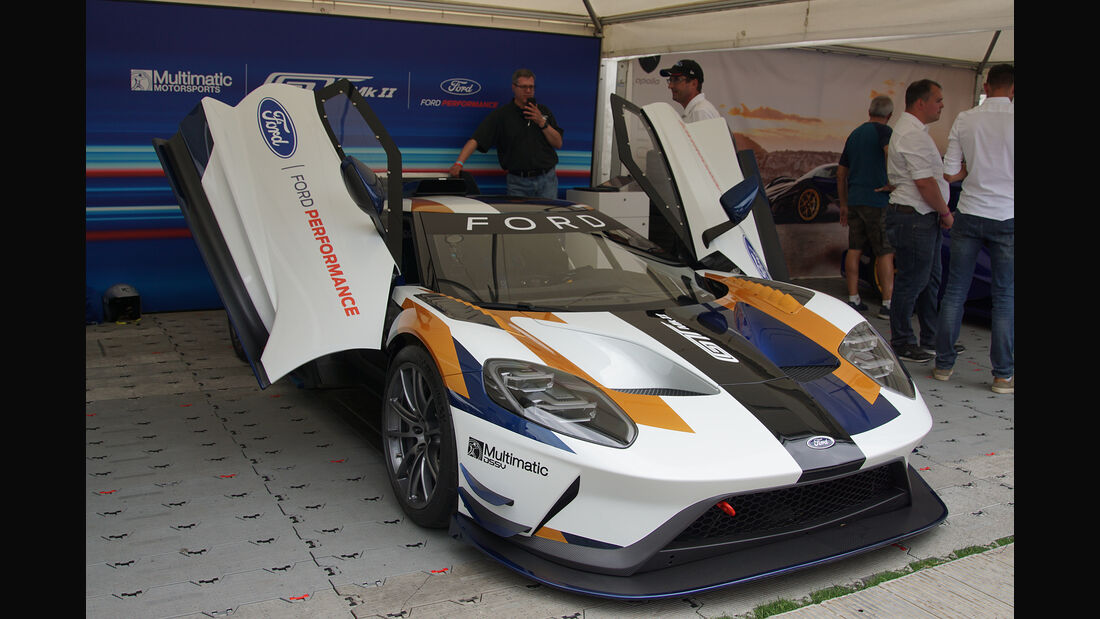 Ford GT Mk II Track Edition