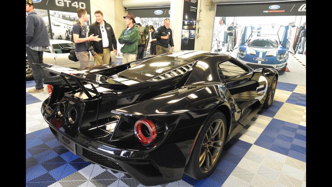 Ford GT - Monterey Motorsports Reunion 2016 - Laguna Seca