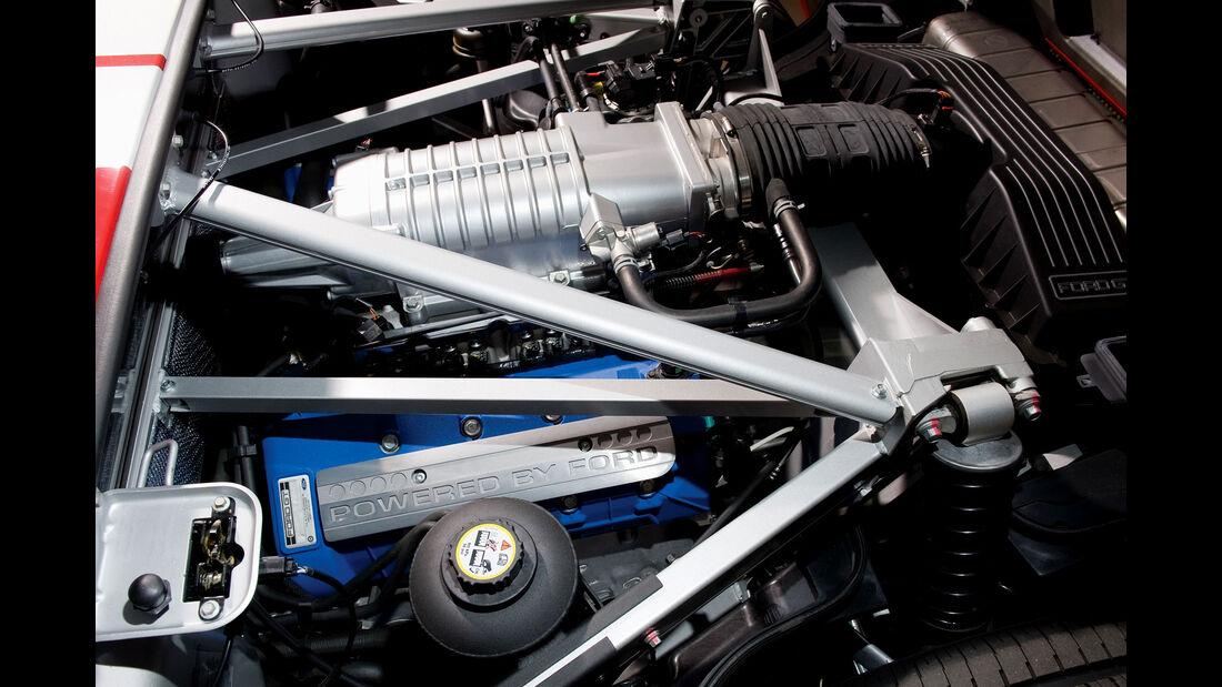 Ford GT Motor