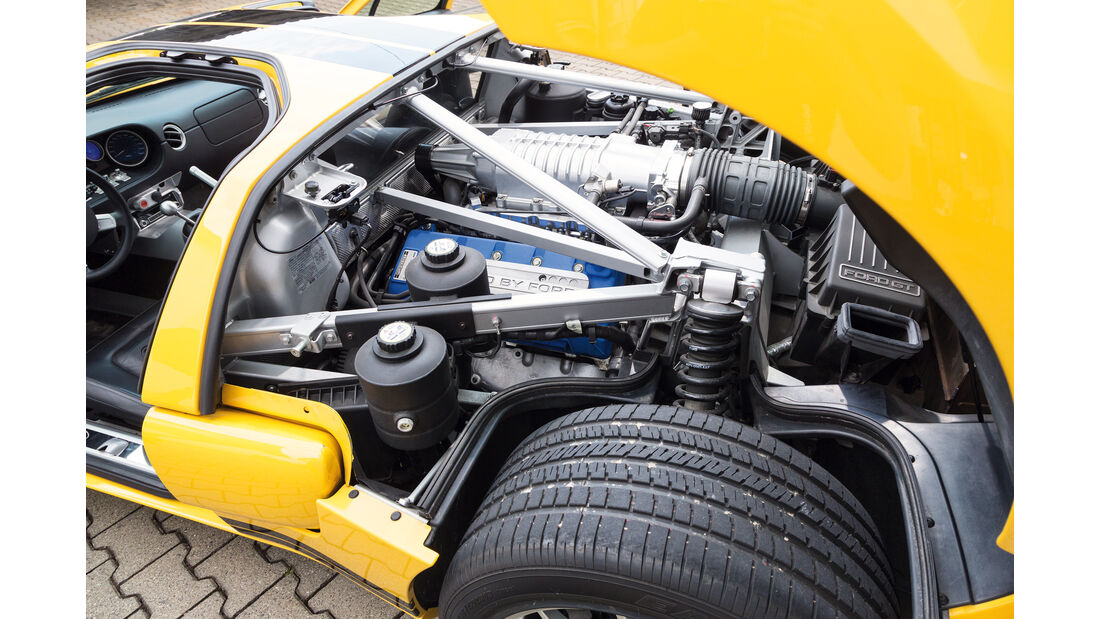 Ford GT, Motor