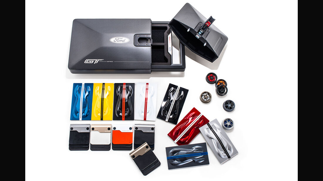 Ford GT Ordering Kit