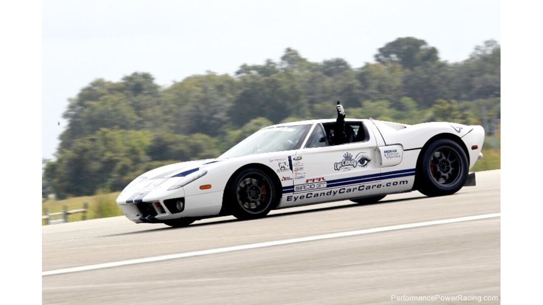 Ford GT Performance Power Racing Rekord 2012