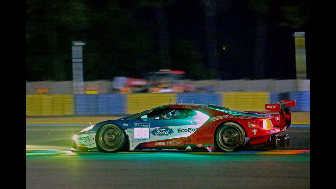 Ford GT - Startnummer #66 - 24h-Rennen Le Mans 2017 - Qualifying
