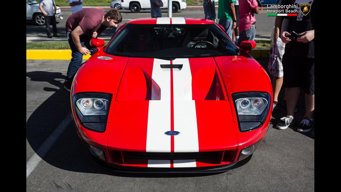 Ford GT - Supercar-Show - Newport Beach - Oktober 2016
