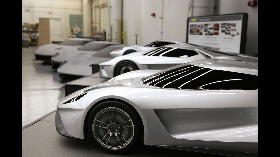Ford GT - Supersportwagen - Entwicklung