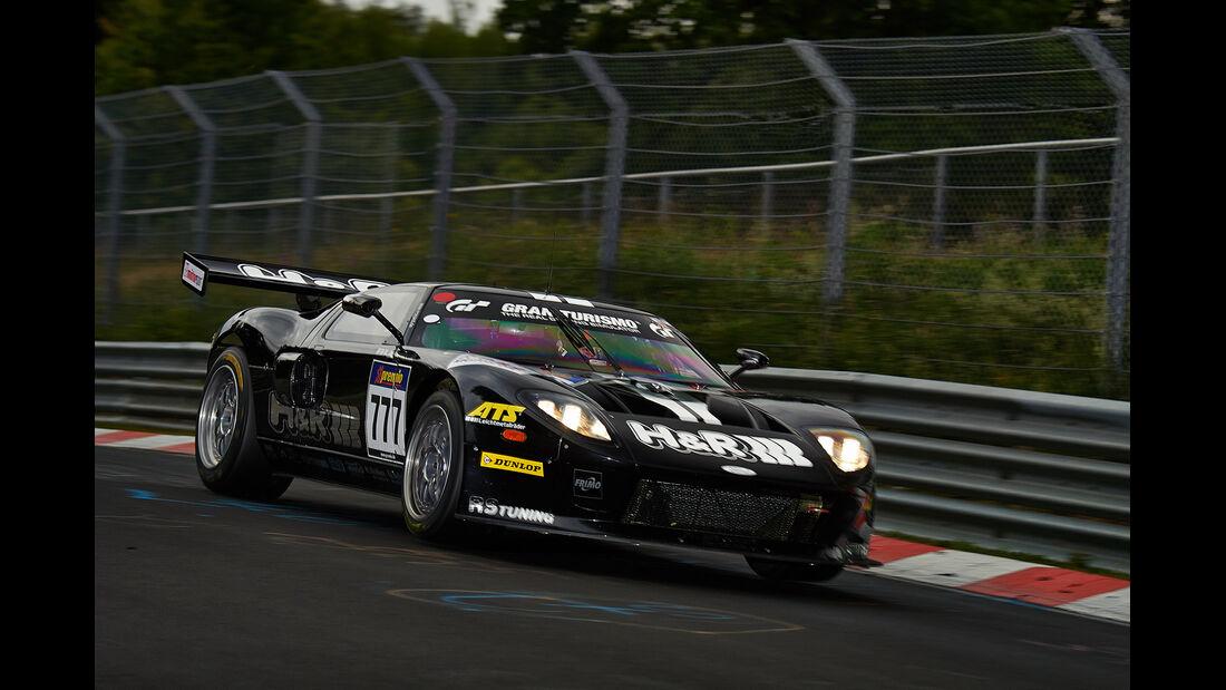 Ford GT  - VLN Nürburgring - 5. Lauf - 5. Juli 2014