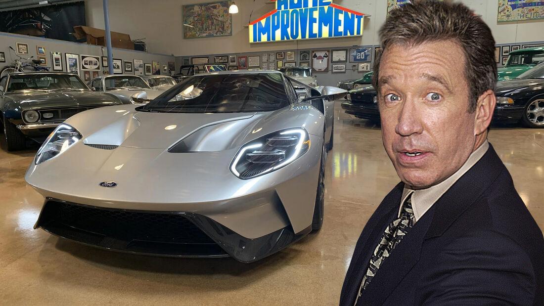 Ford GT von Tim Allen