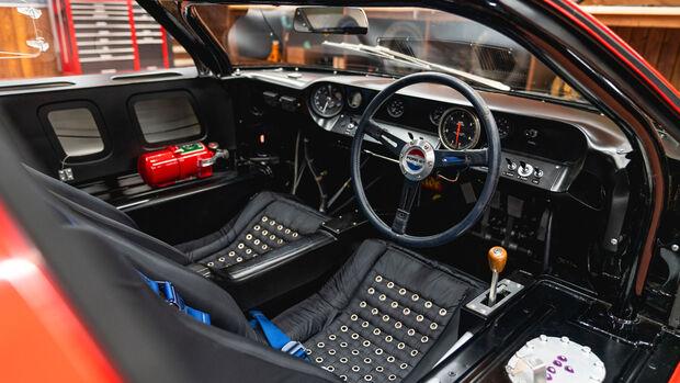 Ford GT40 Alan Mann Lightweight (1966)