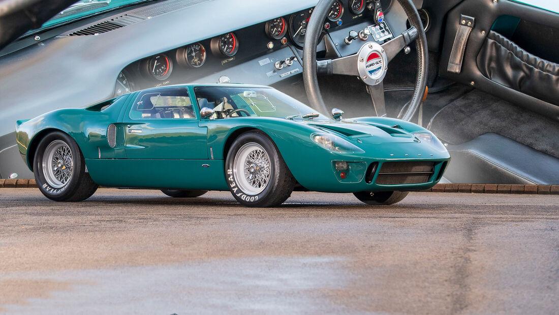 Ford GT40 Mk1 Originalzustand Verkauf