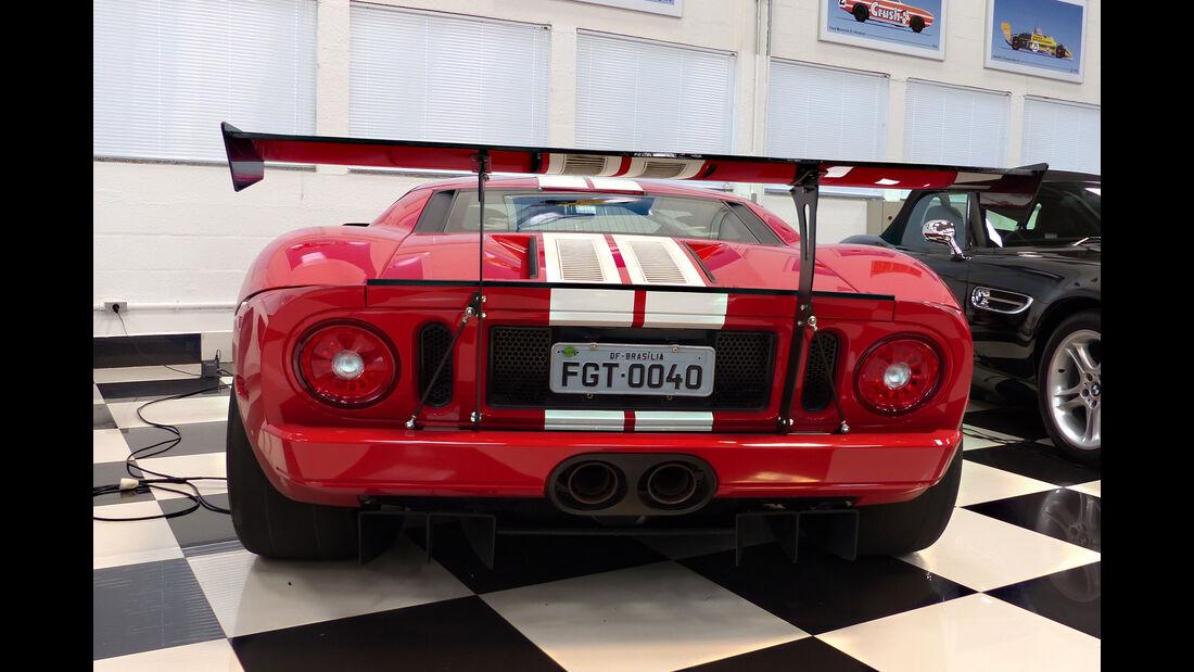 Ford GT40 - Nelson Piquet - Autosammlung