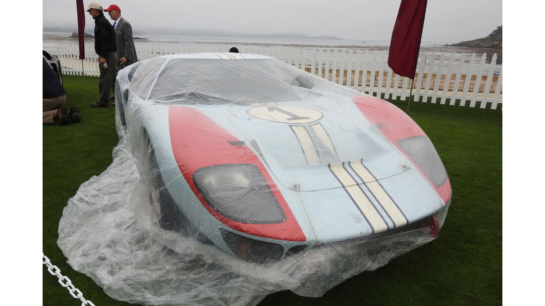 Ford GT40 - Pebble Beach Concours d'Elegance 2016
