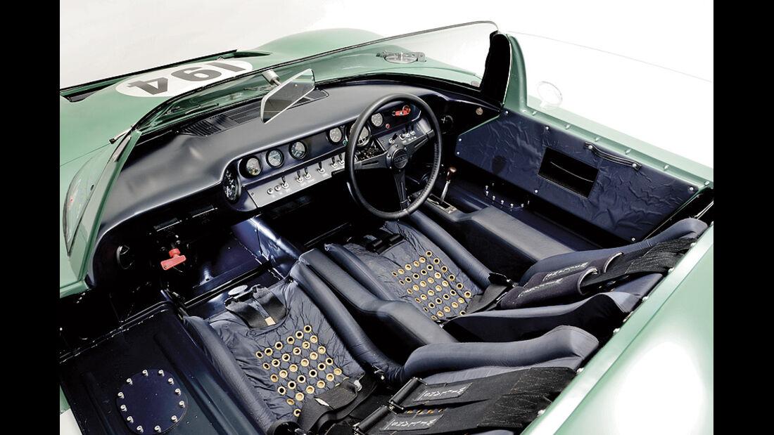 Ford GT40-Roadster Werksprototyp