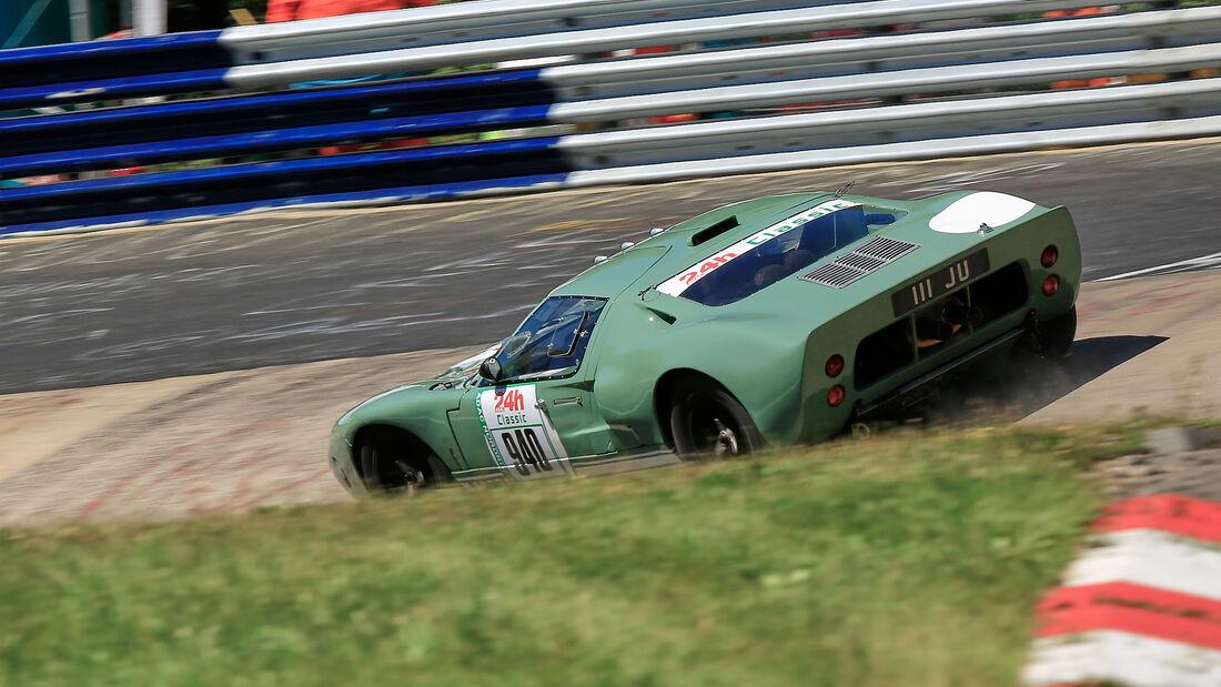 Ford GT40 - Startnummer #940 - 24h-Classic 2019 - Nürburgring - Nordschleife