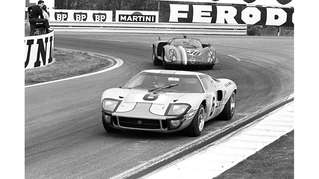Ford GT50