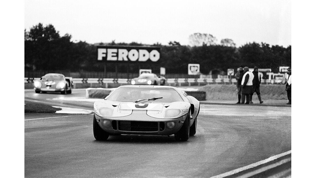 Ford GT58