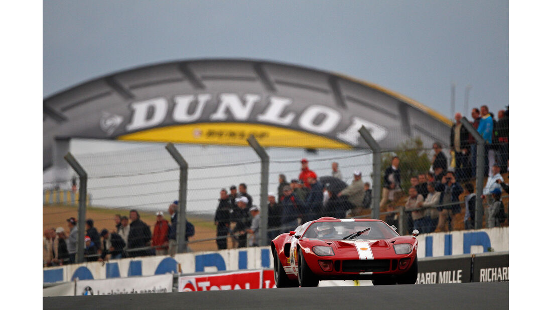 Ford GT77