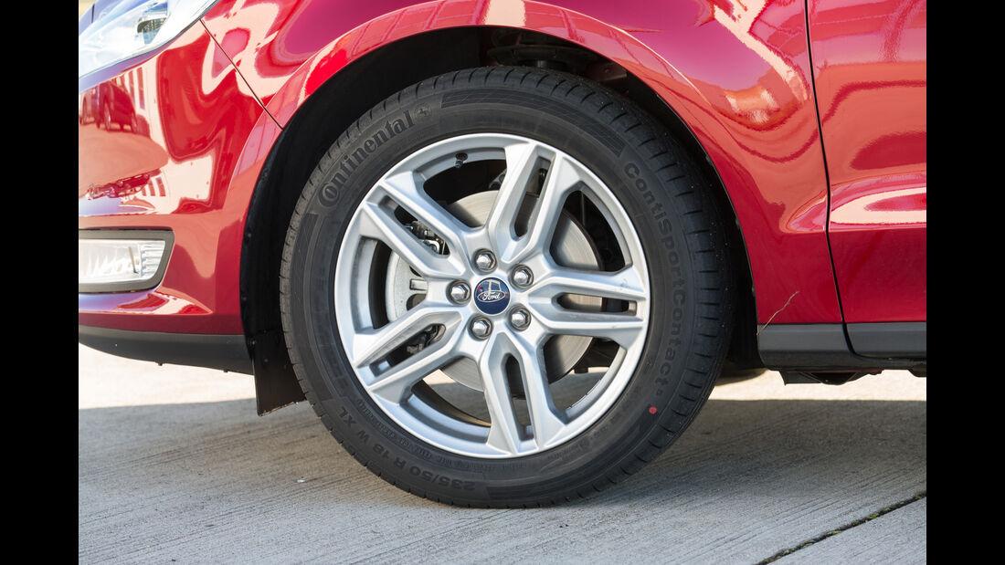 Ford Galaxy 1.5 Ecoboost, Rad, Felge