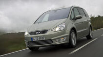 Ford Galaxy 2.0 TDCi Front
