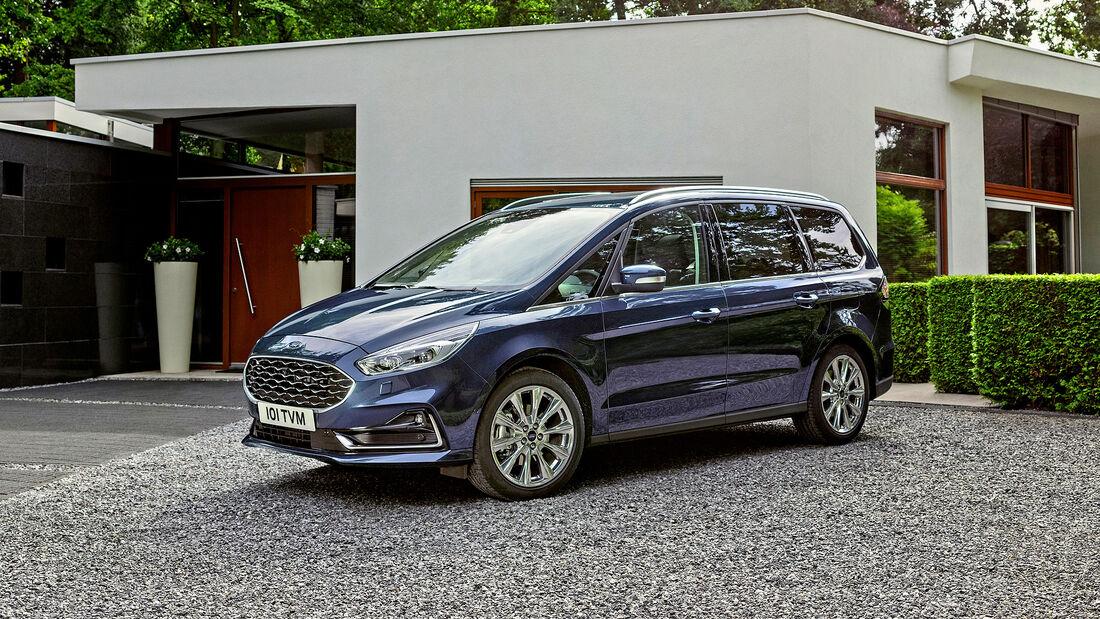 Ford Galaxy, Autonis 2020