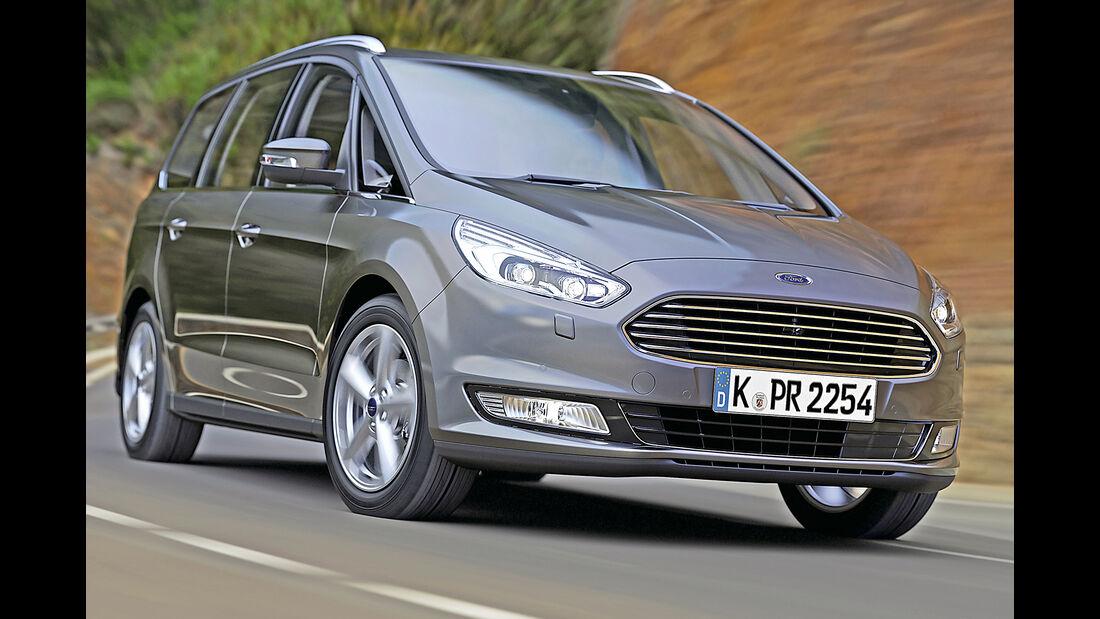 Ford Galaxy, Best Cars 2020, Kategorie L Vans