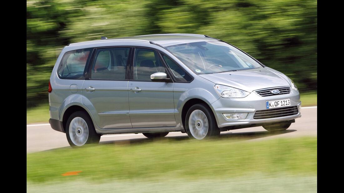 Ford Galaxy, Seitenansicht