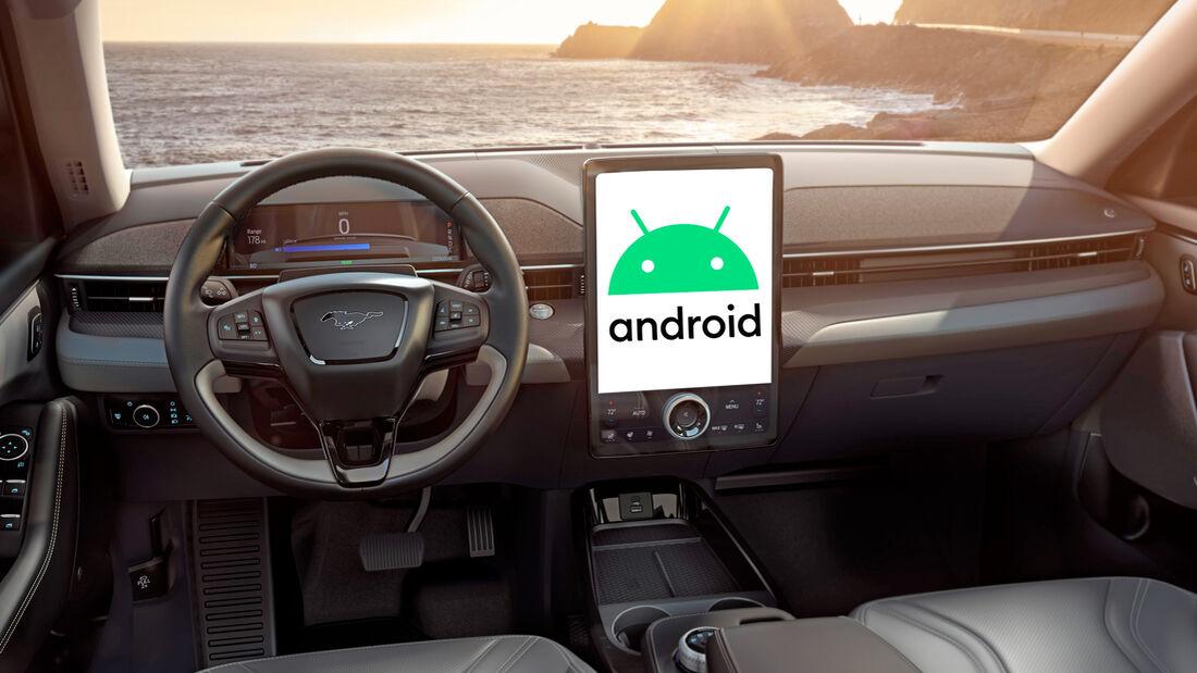 Ford Google Sync 2021
