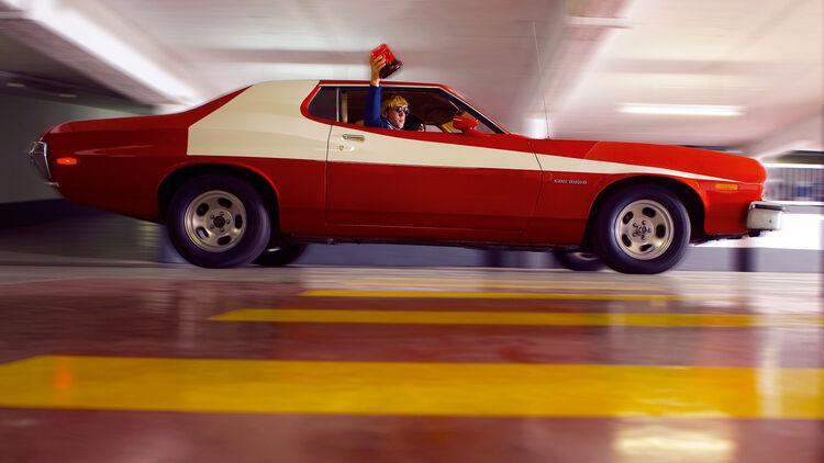 Geheimtipp Ford Gran Torino, ab 9.500 Euro: Underdog aus den ...
