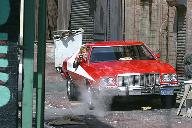 Ford Gran Torino, Starsky and Hutch