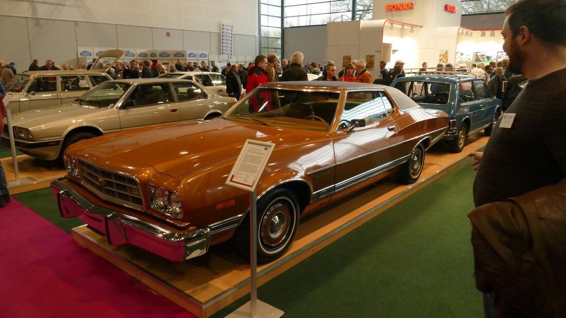 Ford Gran Torino auf der Bremen Classic Motorshow 2020