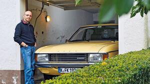 Ford Granada 2.0, Frontansicht, Hans-Förg Götzl