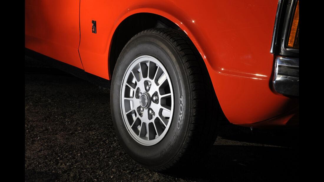 Ford Granada 2.0 L, Typ MH oder Granada I, Baujahr 1975