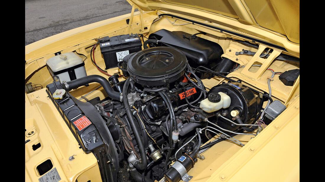 Ford Granada 2.0, Motor