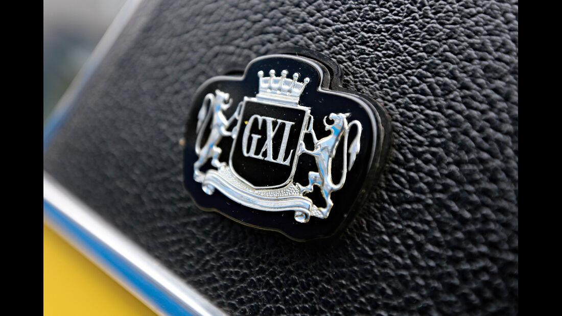 Ford Granada 2.0 l, Emblem