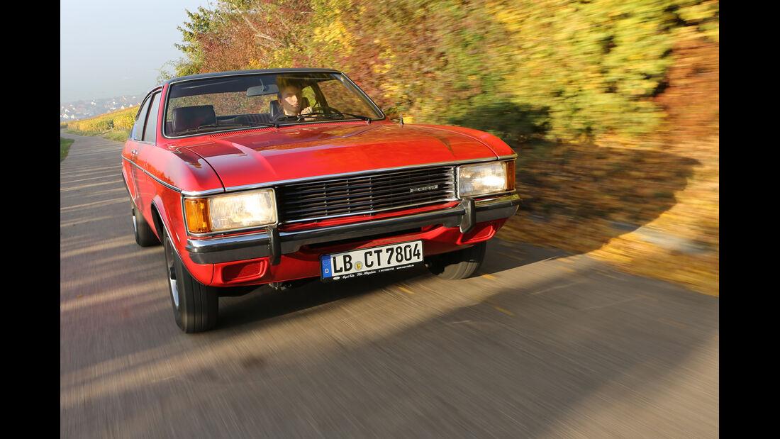 Ford Granada 2.0 l, Frontansicht