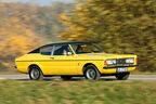 Ford Granada 2.0 l, Seitenansicht