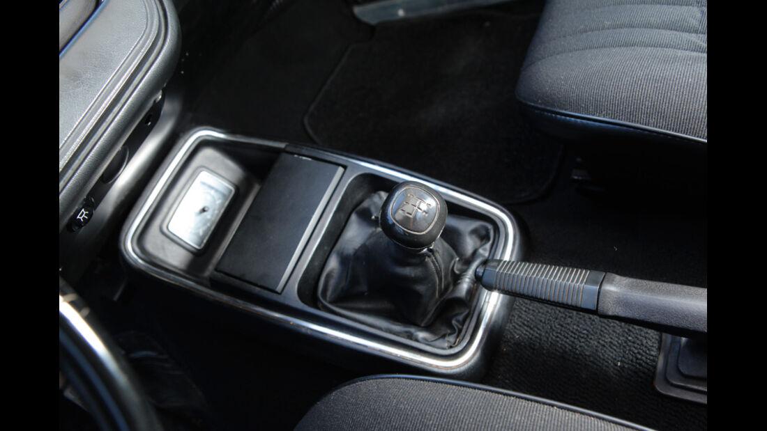Ford Granada 2.0L V6, Schalthebel, Schaltknauf