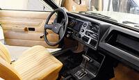 Ford Granada 2.3 L, Cockpit