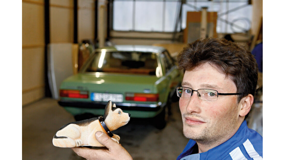Ford Granada 2.3 L, Michael Nagel