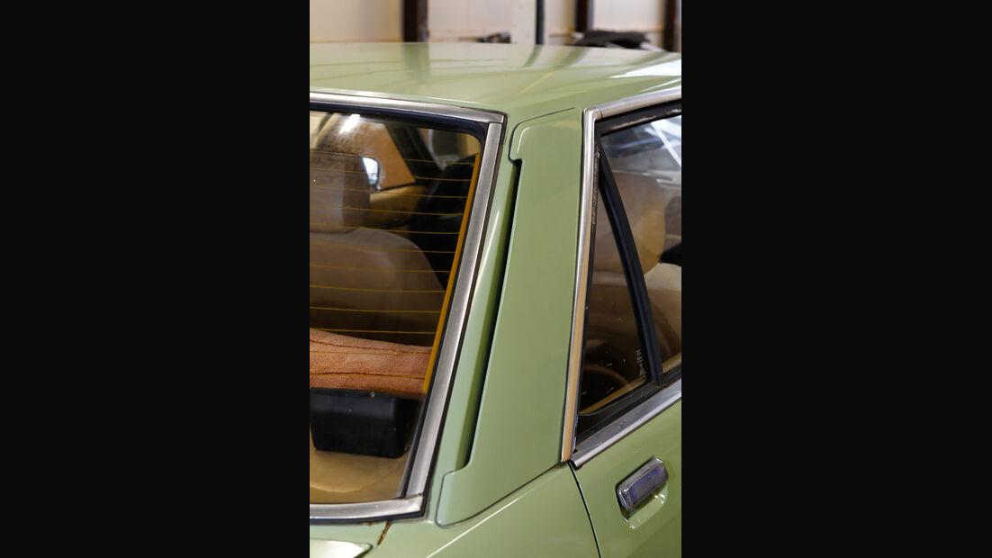 Ford Granada 2.3 L, Rückfenster