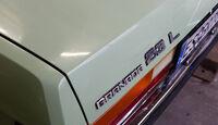 Ford Granada 2.3 L, Typenbezeichnung