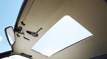 Ford Granada 2.8i GLS, Himmel, Dachfenster