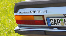 Ford Granada 2.8i GLS, Typenbezeichnung
