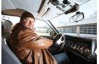 Ford Granada 2.8i Ghia Turnier, Cockpit, Ulf Schlotterbeck