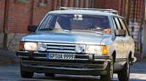 Ford Granada 2.8i Ghia Turnier, Frontansicht
