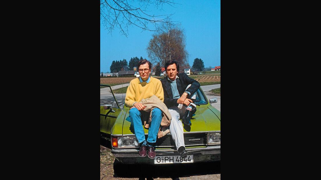 Ford Granada, Faber, Max Kühn