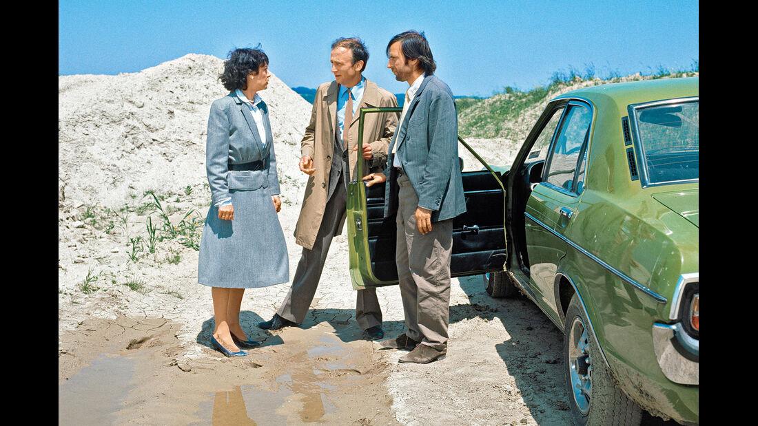 Ford Granada, Filmszene