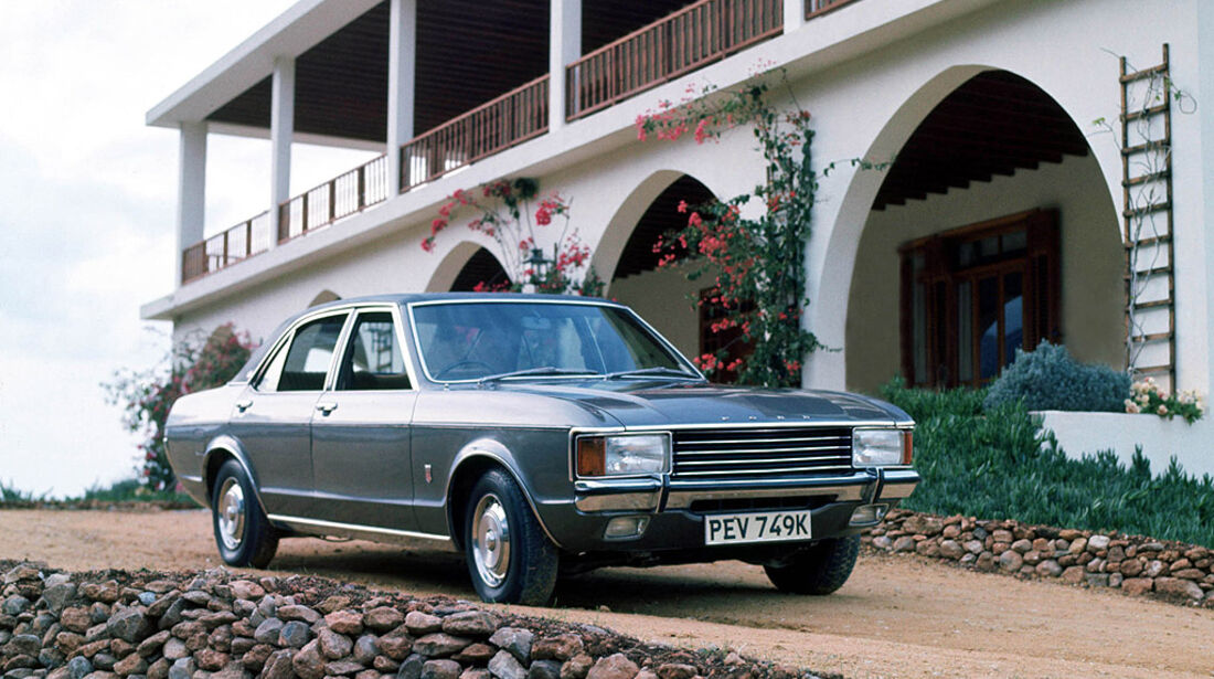 Ford Granada GXL 1971