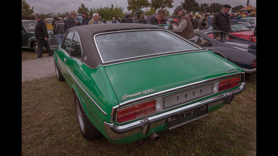 Ford-Granada-GXL-2.6-Heck